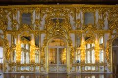 εσωτερικό παλάτι της Catherine Στοκ φωτογραφία με δικαίωμα ελεύθερης χρήσης