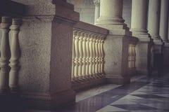 Εσωτερικό παλάτι, Alcazar de Τολέδο, Ισπανία Στοκ εικόνα με δικαίωμα ελεύθερης χρήσης