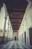 Εσωτερικό παλάτι, Alcazar de Τολέδο, Ισπανία Στοκ φωτογραφία με δικαίωμα ελεύθερης χρήσης