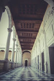Εσωτερικό παλάτι, Alcazar de Τολέδο, Ισπανία Στοκ Φωτογραφίες