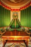 Εσωτερικό παλατιών του Παρισιού, Γαλλία, Βερσαλλίες Στοκ φωτογραφία με δικαίωμα ελεύθερης χρήσης