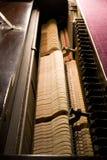 εσωτερικό πιάνο Στοκ Φωτογραφίες