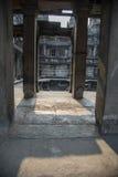 Εσωτερικό προαύλιο σε Angkor Wat Στοκ φωτογραφία με δικαίωμα ελεύθερης χρήσης