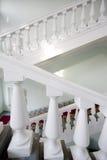 Εσωτερικό σκαλοπατιών παλατιών Στοκ εικόνες με δικαίωμα ελεύθερης χρήσης