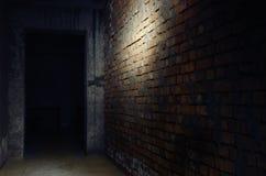εσωτερικό σκοταδιού Στοκ Εικόνες