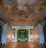 Εσωτερικό στο παλάτι Rundale Στοκ φωτογραφία με δικαίωμα ελεύθερης χρήσης