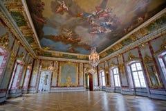 Εσωτερικό στο παλάτι Rundale Στοκ Εικόνα