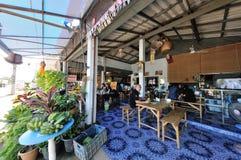 Εσωτερικό σχέδιο εστιατορίων στοκ φωτογραφία