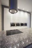 Εσωτερικό σχεδιαστών - κουζίνα Στοκ Φωτογραφία