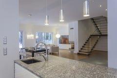 Εσωτερικό σχεδιαστών - τραπεζαρία Στοκ Φωτογραφίες