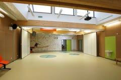 εσωτερικό σχολείο Στοκ φωτογραφία με δικαίωμα ελεύθερης χρήσης
