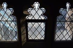 εσωτερικό σύγχρονο Σκανδιναβικό παράθυρο ύφους λεπτομέρειας αρχιτεκτονικής στοκ φωτογραφίες με δικαίωμα ελεύθερης χρήσης