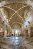 Εσωτερικό της εκκλησίας του ST Nicholas Στοκ εικόνα με δικαίωμα ελεύθερης χρήσης