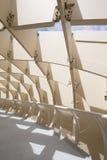 Εσωτερικό της σύγχρονης αρχιτεκτονικής Plaza de Λα Encarnacion Στοκ Φωτογραφίες