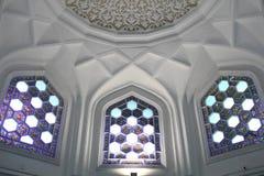 Εσωτερικό του αραβικού παλατιού Στοκ εικόνα με δικαίωμα ελεύθερης χρήσης