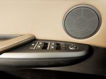 Εσωτερικό του αυτοκινήτου κατηγορίας ασφαλίστρου Στοκ εικόνες με δικαίωμα ελεύθερης χρήσης