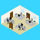 Εσωτερικό του γραφείου Στοκ εικόνα με δικαίωμα ελεύθερης χρήσης