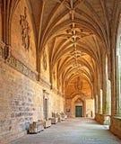 Εσωτερικό του καθεδρικού ναού στοκ φωτογραφία με δικαίωμα ελεύθερης χρήσης