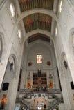 Εσωτερικό του καθεδρικού ναού του Λα Real de Λα Almudena, Μαδρίτη, Ισπανία της Σάντα Μαρία Στοκ εικόνα με δικαίωμα ελεύθερης χρήσης
