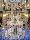 Εσωτερικό του κύριου καθολικού καταστήματος (ΓΟΜΜΑ) - Μόσχα, Ρωσία Στοκ Εικόνες
