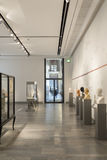 Εσωτερικό του μουσείου Βερολίνο Altes Στοκ εικόνα με δικαίωμα ελεύθερης χρήσης