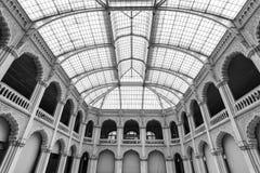 Εσωτερικό του μουσείου των εφαρμοσμένων τεχνών Στοκ φωτογραφία με δικαίωμα ελεύθερης χρήσης