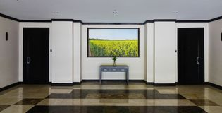 Εσωτερικό του ξενοδοχείου πολυτελείας σε Dalat, Βιετνάμ Στοκ Φωτογραφίες