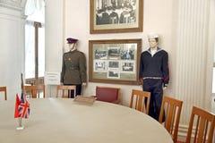 Εσωτερικό του παλατιού Livadia Στοκ Εικόνες