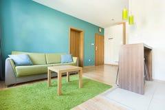Εσωτερικό του σπιτιού στούντιο Στοκ φωτογραφία με δικαίωμα ελεύθερης χρήσης