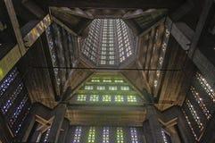 Εσωτερικό του churche Στοκ Εικόνες