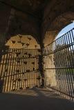 Εσωτερικό του Colosseum στη Ρώμη Στοκ φωτογραφίες με δικαίωμα ελεύθερης χρήσης