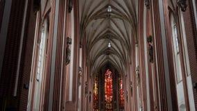 Εσωτερικό του NA Piasku Kosciol Rzymskokatolicki Najswietszej Maryi Panny φιλμ μικρού μήκους