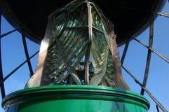 Εσωτερικό φάρων αποβαθρών Tynemouth Στοκ Φωτογραφίες