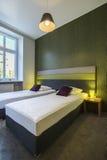 Εσωτερικό δωματίου ξενοδοχείου ομορφιάς Στοκ Εικόνες