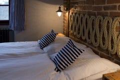 Εσωτερικό δωματίου ξενοδοχείου Στοκ Εικόνες