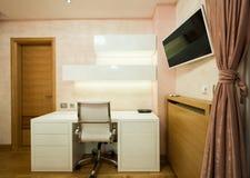 Εσωτερικό δωματίων μελέτης Στοκ φωτογραφίες με δικαίωμα ελεύθερης χρήσης