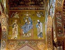 εσωτερικό 4 εκκλησιών στοκ εικόνες με δικαίωμα ελεύθερης χρήσης