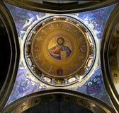 εσωτερικό 5 εκκλησιών Στοκ Εικόνα