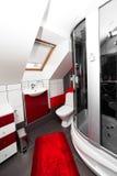 Εσωτερικό Batroom Στοκ Εικόνες