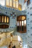 Εσωτερικό Casa Batllo Στοκ φωτογραφία με δικαίωμα ελεύθερης χρήσης