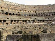 Εσωτερικό Colosseum Στοκ εικόνα με δικαίωμα ελεύθερης χρήσης