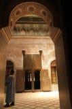 εσωτερικό kasbah telouet Στοκ φωτογραφία με δικαίωμα ελεύθερης χρήσης