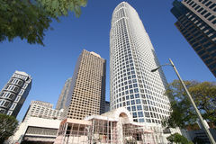 εσωτερικό Los της Angeles κεντρι&kappa Στοκ εικόνα με δικαίωμα ελεύθερης χρήσης