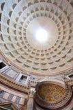 εσωτερικό pantheon Στοκ Εικόνα