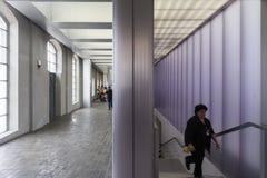 Εσωτερικό prada Fondazione Στοκ εικόνα με δικαίωμα ελεύθερης χρήσης