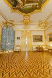 Εσωτερικό Selo Tsarskoe Στοκ εικόνες με δικαίωμα ελεύθερης χρήσης
