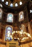 εσωτερικό sophia Αγίου Στοκ φωτογραφίες με δικαίωμα ελεύθερης χρήσης