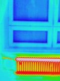 Εσωτερικό thermography Στοκ φωτογραφία με δικαίωμα ελεύθερης χρήσης