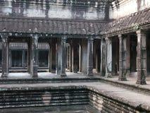 εσωτερικό wat της Καμπότζης an Στοκ φωτογραφίες με δικαίωμα ελεύθερης χρήσης
