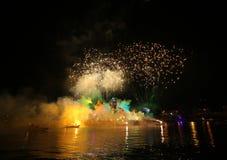 Ετήσια μεγάλη παρέλαση δράκων Στοκ φωτογραφίες με δικαίωμα ελεύθερης χρήσης